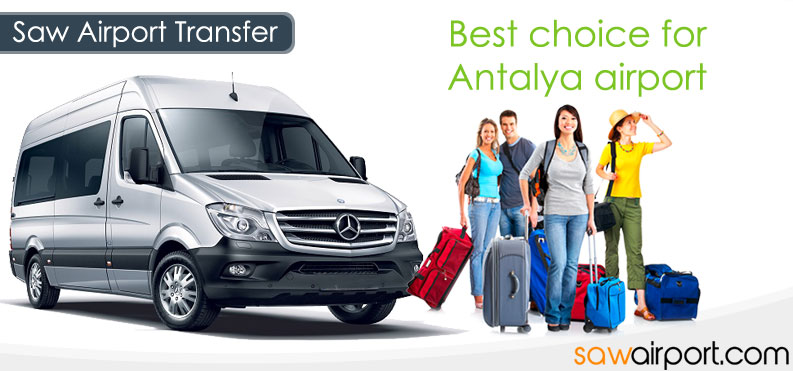 Antalya Airport Transfer Best Chose