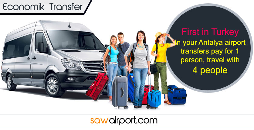 Antalya Airport Economic Transfer