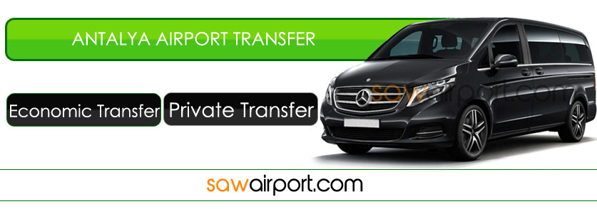 Antalya Airport Vip Transfer