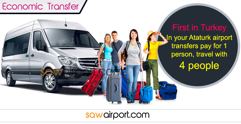 Ataturk Airport Economic Transfer