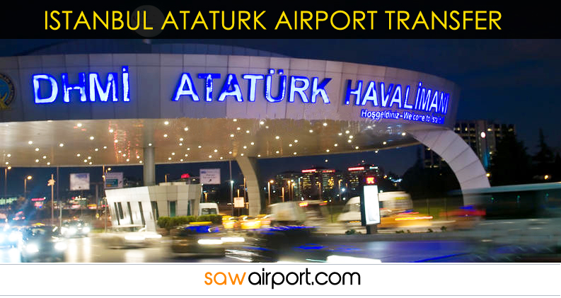 Ataturk Airport Transfer Services