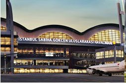 Transfer from Ataturk airport to Sabiha Gokcen airport