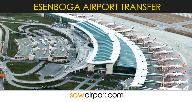 Esenboga Airport Transfer