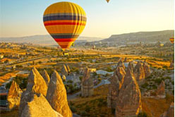 Transfer from Nevsehir-Cappadocia airport to Goreme