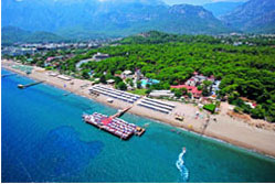 Transfer from Antalya airport to Kemer
