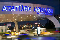 Transfer from Sabiha Gokcen airport to Ataturk airport